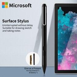 Para a superfície pro7 pro6 pro5 pro4 pro3 ativo caneta stylus tablet para microsoft surface go livro latpop 1/2 estúdio tela de toque caneta