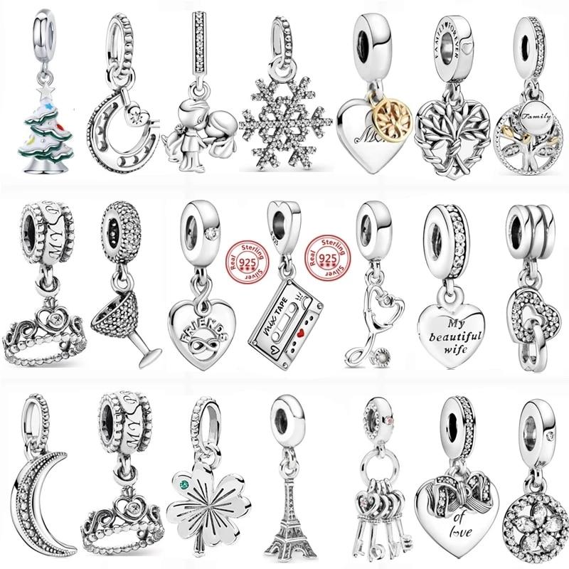925-стерлингового-серебра-с-позолоченным-кольцом-Луна-Дерево-Снежинка-чашка-с-короной-соответственные-Европейской-оригинал-соответственн