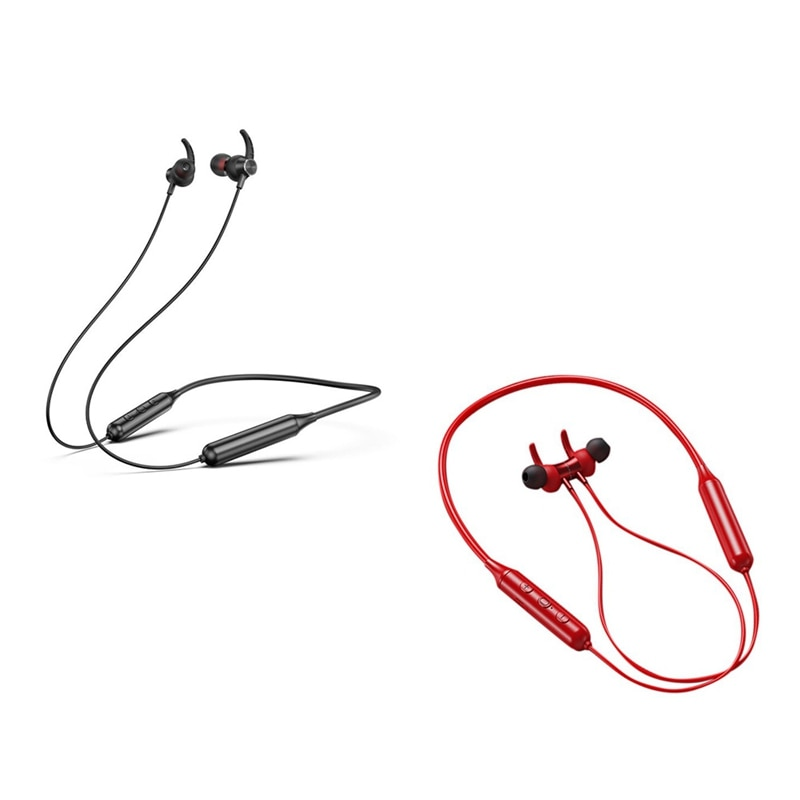 Wireless Bluetooth Earphones Magnetic Sports Running Headset IPX5 Waterproof Sport Noise Reduction Headphones