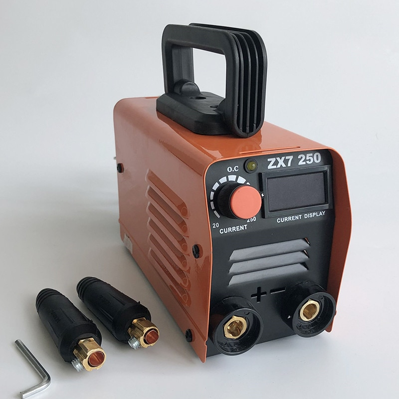 250A 220V Compact Mini MMA Welder Inverter ARC Welding Machine Stick Welder