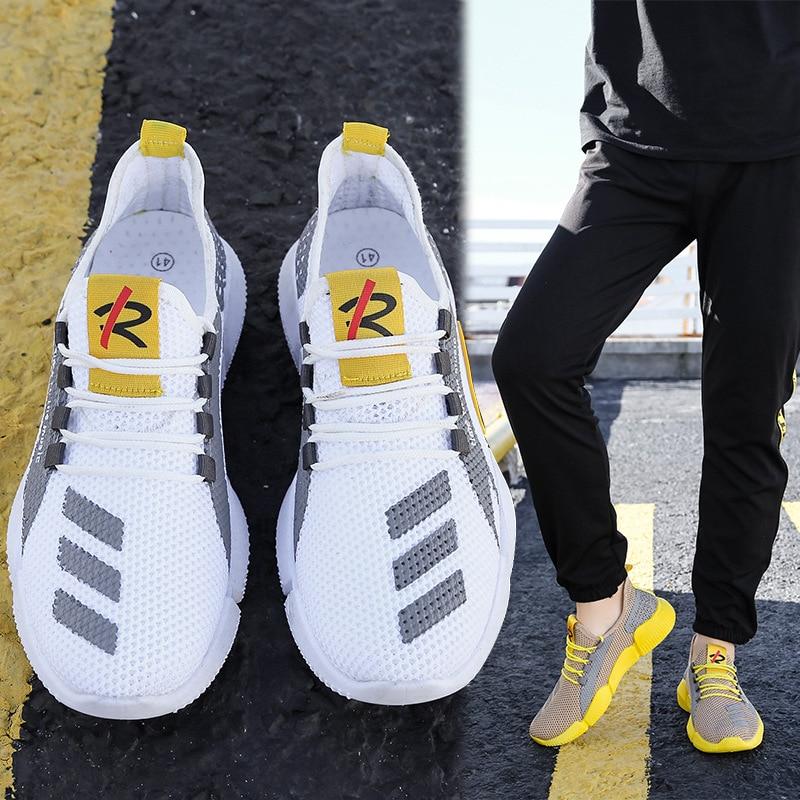 Zapatillas De correr ligeras para hombre, zapatillas transpirables ultraligeras De verano, Zapatos...