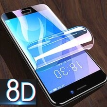 For MEIZU 17 MEIZU17 Case Screen Protector Ultra Thin Explosion-proof Soft Hydrogel Film HD Protecti