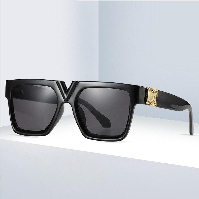 2020 новые летние солнцезащитные очки унисекс в стиле ретро модные брендовые