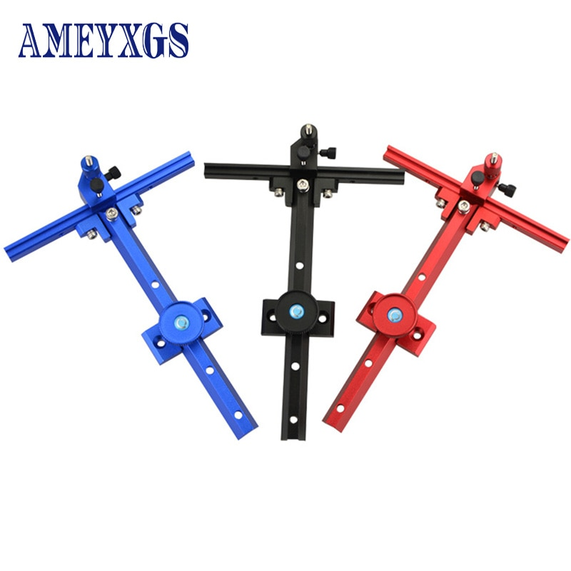 compound bow micro adjust 5 pin sight bow and arrow hunting sight scope right left hand shooting archery aiming accessories 1pc Recurve Bow Sight T Shape Aiming Sight Aluminum Alloy Bow and Arrow Accessories for Outdoor Archery Hunting Shooting
