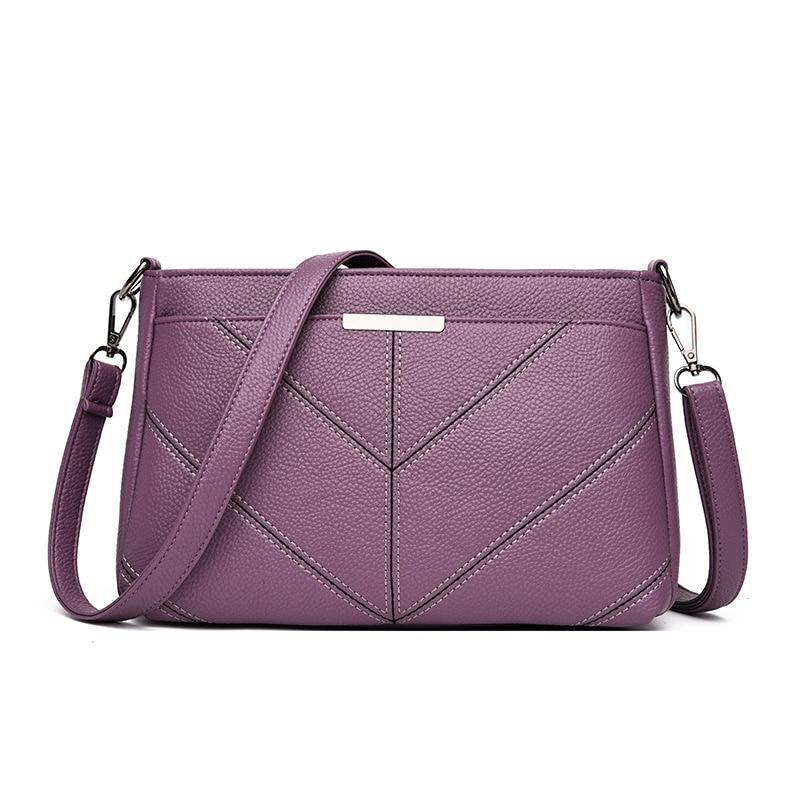 بو الجلود حقيبة يد فاخرة مصمم حقيبة ساعي السيدات الصغيرة الكتف اليد حقائب كروسبودي للنساء 2021 bolsas de mujer