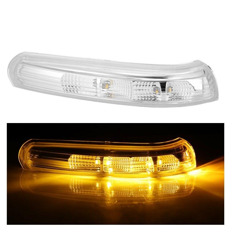 Luz lateral de señal para espejo de coche, luz Led para intermitente de señal, luces para espejo retrovisor para coche, luz intermitente para Chevrolet Captiva 2007-2016