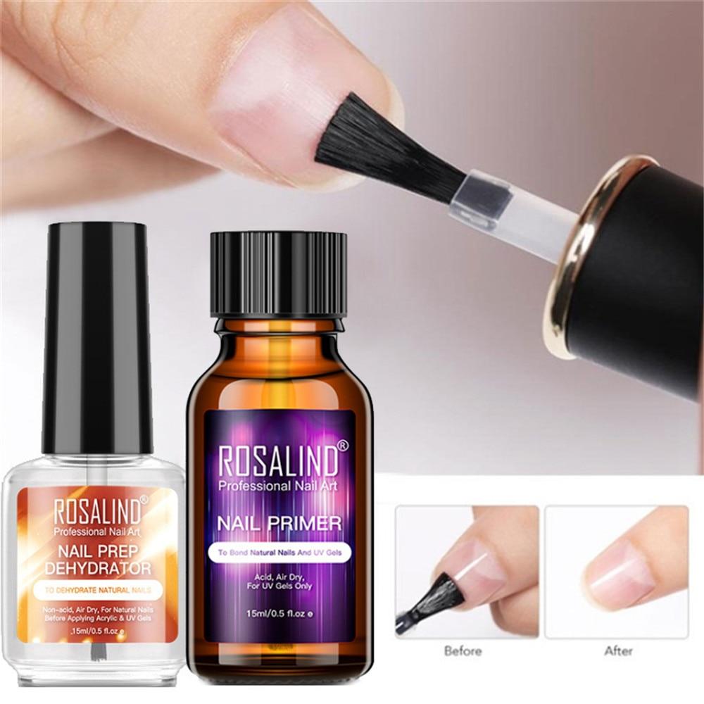 AliExpress - 15ml Nail Prep Dehydrator Acid Free Primer Adhesive Desiccant Acrylic Nails Bonder Gel Balancing Oil Skin Solution Varnish Tools