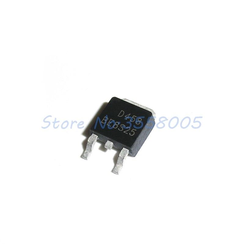 5 pçs/lote AOD458 D458 PARA-252