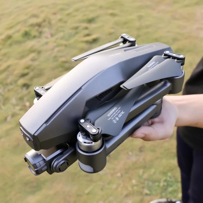 المهنية 5G واي فاي لتحديد المواقع طائرات بدون طيار مع 6K 4K 2 محور كاميرا ذات محورين RC المسافة 3 كجم فرش الذاتي الاستقرار كوادكوبتر FPV طائرة بدون ط...