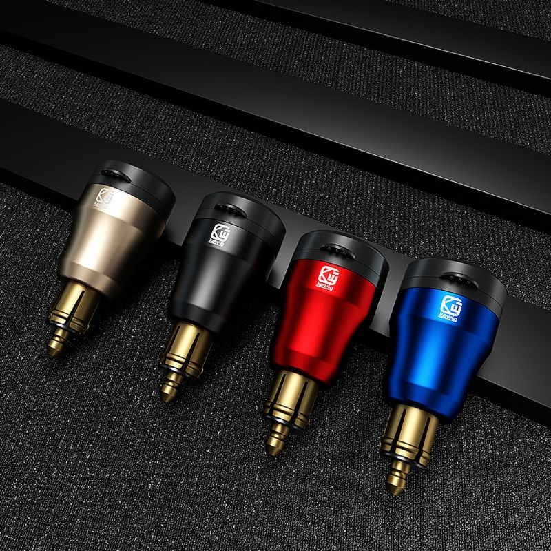 Chargeur rapide étanche 12V 24V QC3.0 USB Type C PD, prise électrique Hella DIN pour moto BMW, Ducati, Triumph