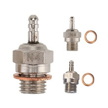 N3 N4 Hot Glow Plug Spark Engine Parts for HSP 70117 RC Car Accessories