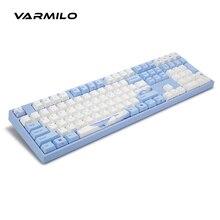 Varmilo baleine goutte clavier mécanique filaire Direct capacité axe bureau jeu 108 clé cerise axe