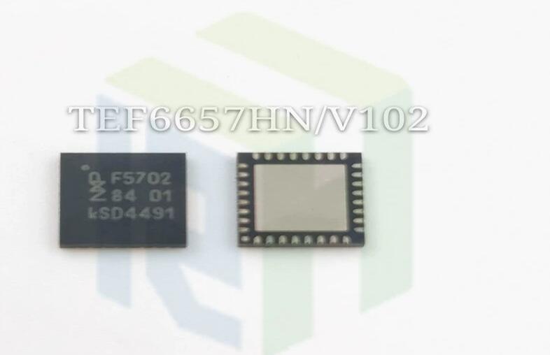 1 قطعة F5702 TEF6657HN TEF6657HN/V102K QFN