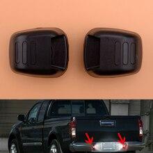 6000K 5 Вт 2 шт. Автомобильный задний 18 SMD светодиодный светильник для номерного знака с 3 красными неоновыми трубками, подходит для Nissan Frontier Xterra Titan Navara D40 Armada