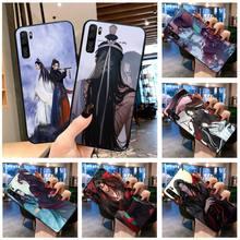 Mo Dao Zu Shi Lan Zhan Wei Ying coque de téléphone pour Huawei P20 P30 P40 lite E Pro Mate 30 20 Pro P Smart 2020 P10