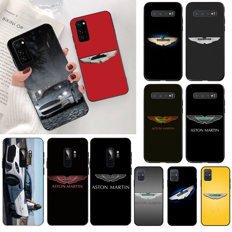 YJZFDYRM Aston martin cool car Phone Cover for Samsung S20 plus Ultra S6 S7 edge S8 S9 plus S10 5G l