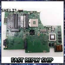 SHELI Pour Dell 17 L701X Carte Mère HM57 3G DAGM7BMBAF0 53JR7 053JR7 CN-053JR7