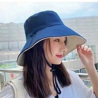 2021 summer autumn sun hat women men fashion beach hat unisex fishermen hat