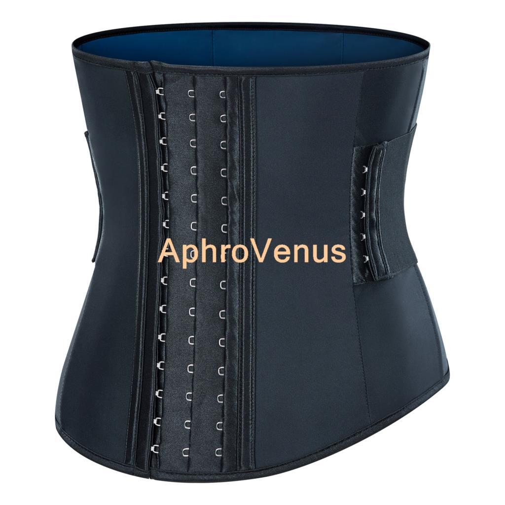 Moldeador de Cintura para mujer, moldeador de cuerpo, Cinturón adelgazante de acero...