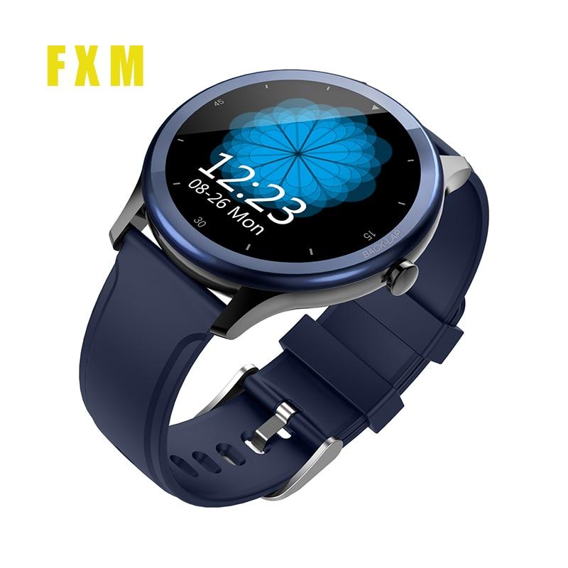 Top Sports watch Full Touch Smart Watch Men Women Fashion Ip68 Waterproof Smartwatch Blood Pressure Heart Rate Fitness Tracker