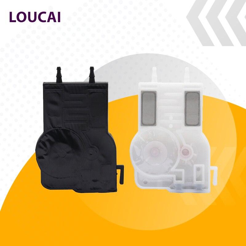 Compatible con amortiguador de tinta de cabezal de impresión UV compatible con Epson DX7 Filtro de cabezal de impresión F196000 196010 189010 DX7 5113