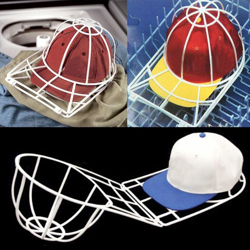 Novedad de 2019, gorra blanca de plástico ABS para lavado, gorra deportiva, limpiador, gorra para amigo, visera de bola, gorra de béisbol, productos de lavandería