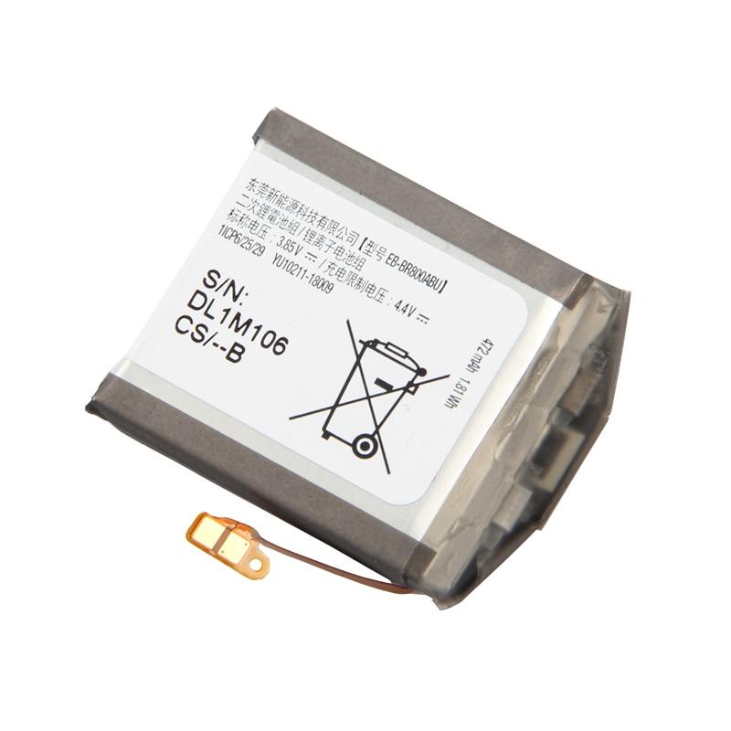 SAMSUNG Original Replacement Battery EB-BR800ABU EB-BR810ABU EB-BR170ABU For Samsung Gear S4 SM-R810 SM-R800 SM-R805 42mm 46mm enlarge