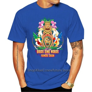 Cotton Pisco Personalized Colombian Bristles Manly And Blouse Wonderful Tiki Quarto 2021 Leisure Fashion T-shirt 100% Cotton