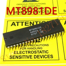 MT8981DE MT8981 MT commutateur numérique de famille de ISO-CMOS dorigine ST-BUS
