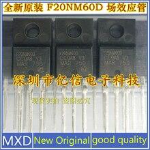 5Pcs/Lot New Original F20NM60D STF20NM60D FET 20A600V Import Good Quality