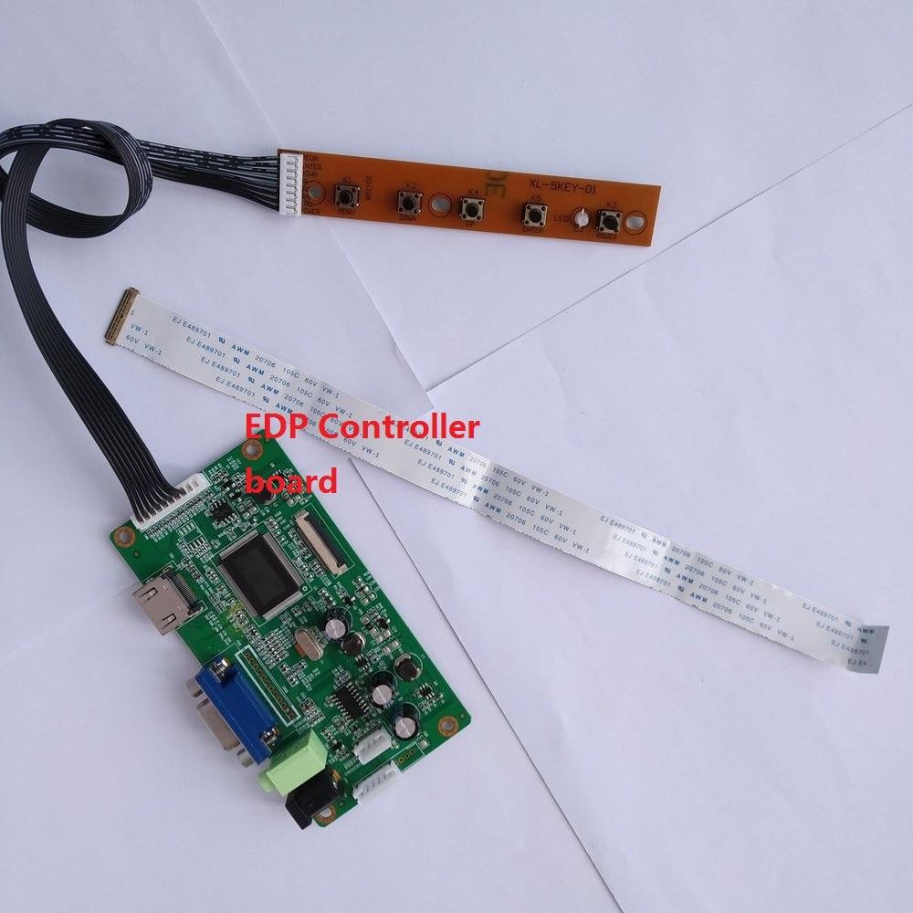 ل N133HSE-EA2 عدة VGA 30Pin لتقوم بها بنفسك 1920X1080 LCD EDP تحكم مجلس شاشة عرض سائق 13.3