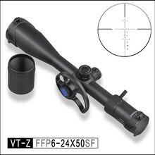 ENTDECKUNG VT-Z 6-24X50SF FFP kosten-effektive erste fokus optische jagd air zielfernrohr