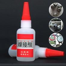 Colle à souder universelle plastique bois métal caoutchouc   Colle de réparation de pneus, Agent à souder, plus forte que la colle à souder