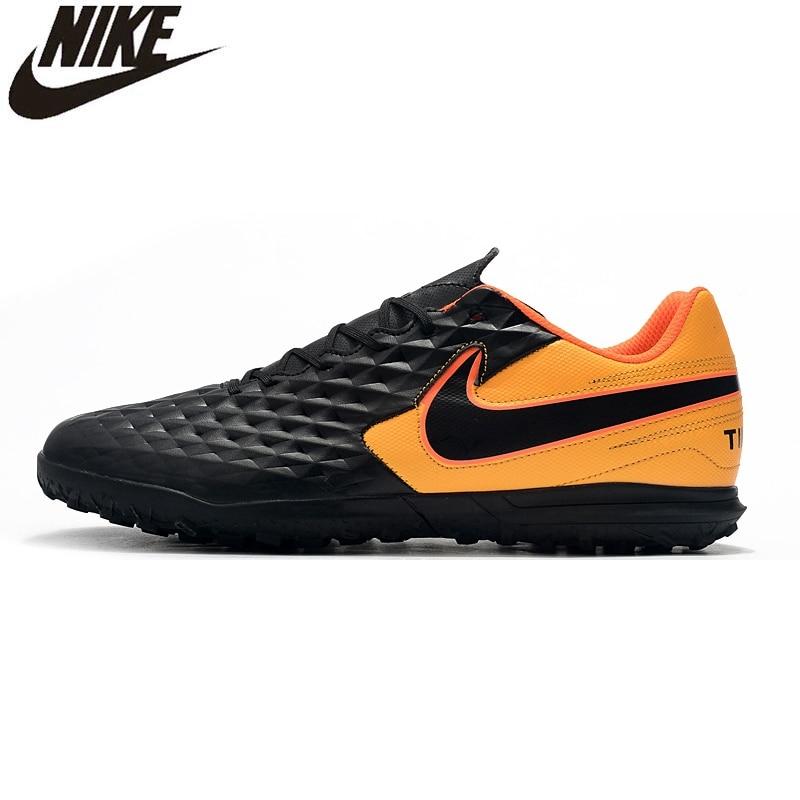 Zapatillas Nike Tiempo Legend VII para Club TF, fútbol, botas, césped, fútbol, Zapatos De cordones, zapatillas De fútbol para Hombre, zapatillas De fútbol para Hombre
