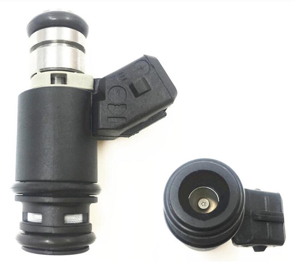 4pcs Automotive Fuel Injectors IWP076 021906031B FJ573 Vehicles Fuel Spray Nozzle for Volkswagen Ford Cars