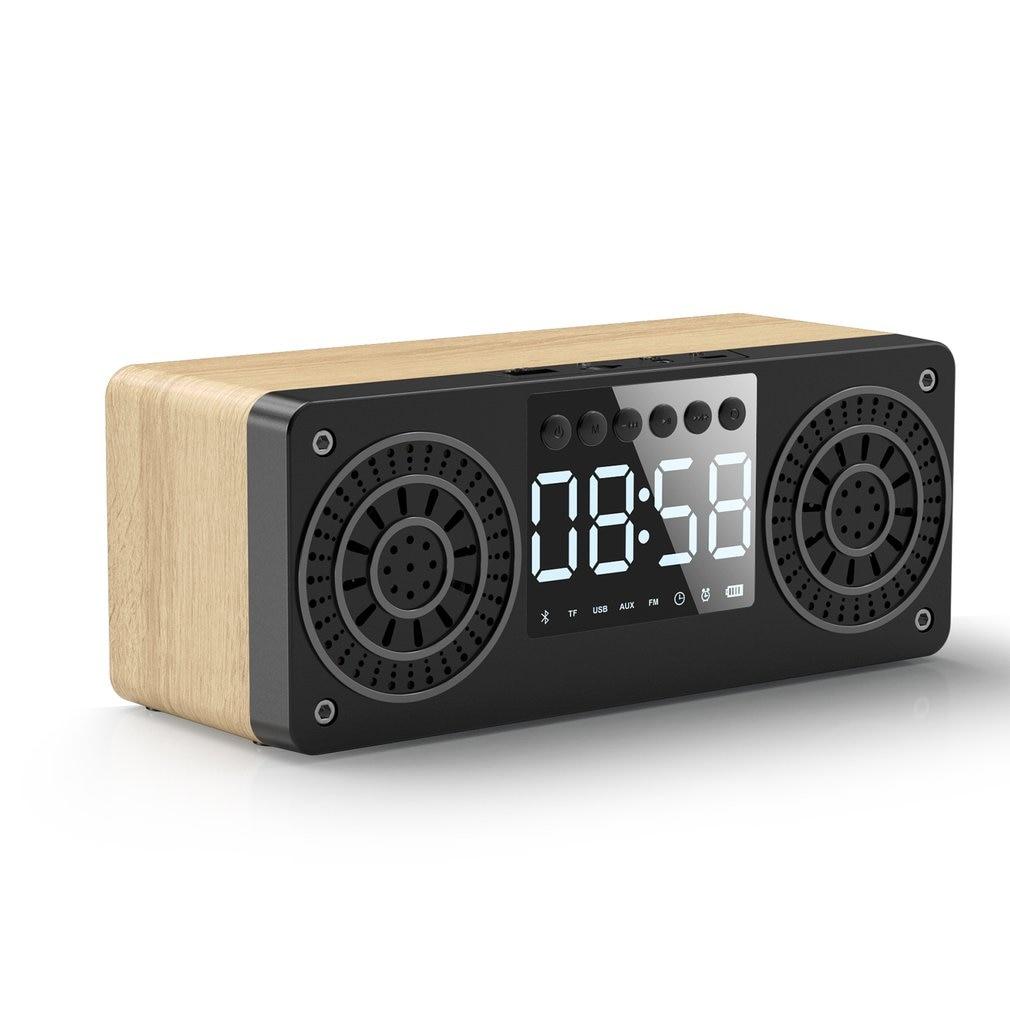 Portable Outdoor Speaker Mini Wireless Stereo Music Surround Sound Subwoofer Supports Fm Radio Wireless Speaker