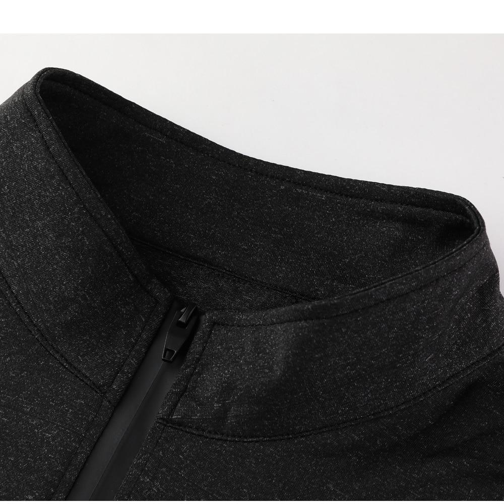Купить с кэшбэком Bodybuilding Long Sleeve Man Compression Fitness Running T shirts  Quick Dry Basketball Soccer Sport Top Brand Gym Shirt