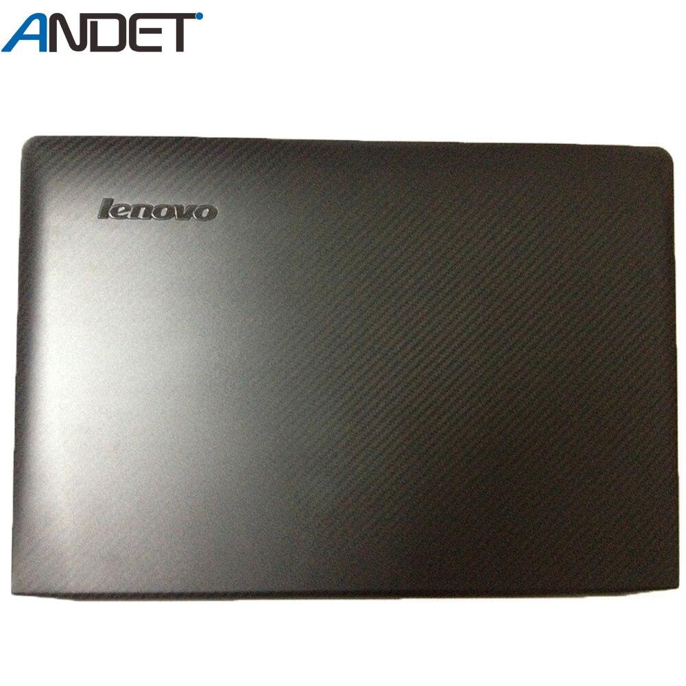 Novo original para lenovo ideapad y400 y430p y410 lcd tampa traseira capa traseira caso superior ap0rq00010 90201976
