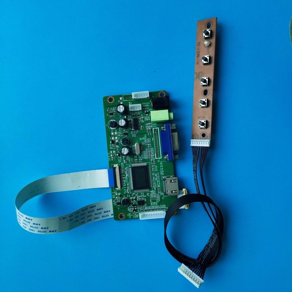 ل B156HAN06.0 HWNA عدة VGA EDP LED LCD سائق تحكم مجلس 1920X1080 شاشة 15.6