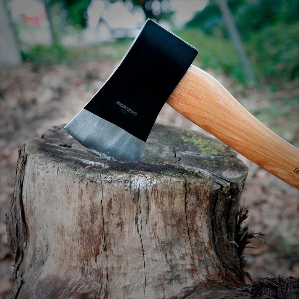 Drewniany topór 2lb Drewniany topór z rękojeścią, narzędzie - Narzędzia ręczne - Zdjęcie 5