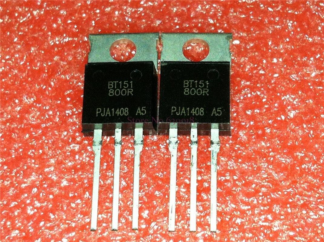 10 unids/lote BT151-800R BT151 a-220 en Stock