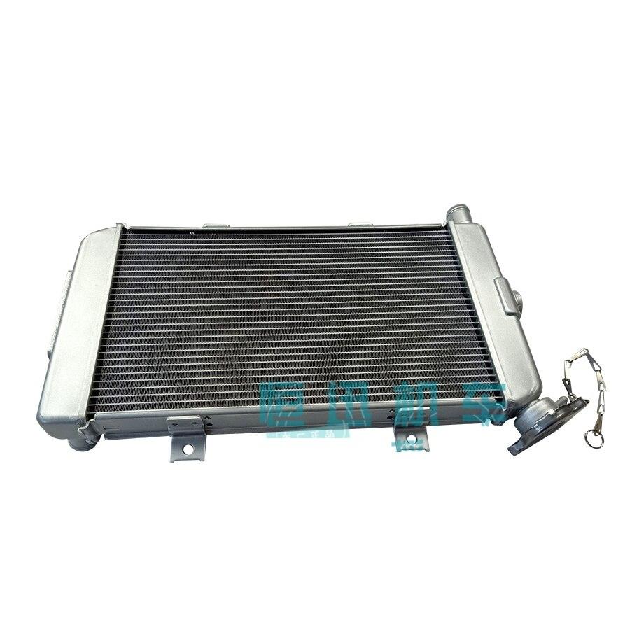 Радиатор или вентилятор охлаждения подходит для CF650NK/CF650TR/CF650GT/CF400GT модель 2011-2019 код A000-180100