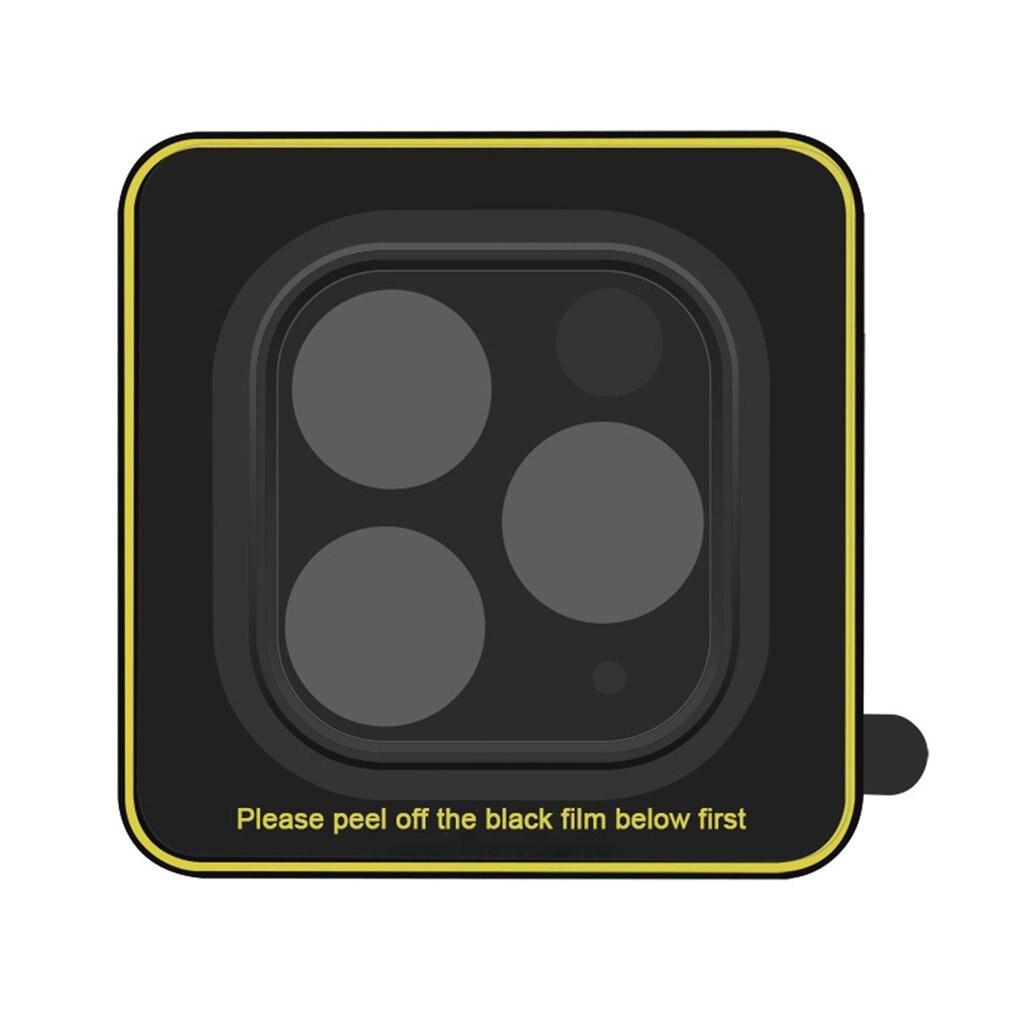 Cubierta completa, vidrio templado 20D, lente de cámara, Protector de pantalla para iPhone 11/para iPhone 11 Pro Max/para iPhone 11 Pro