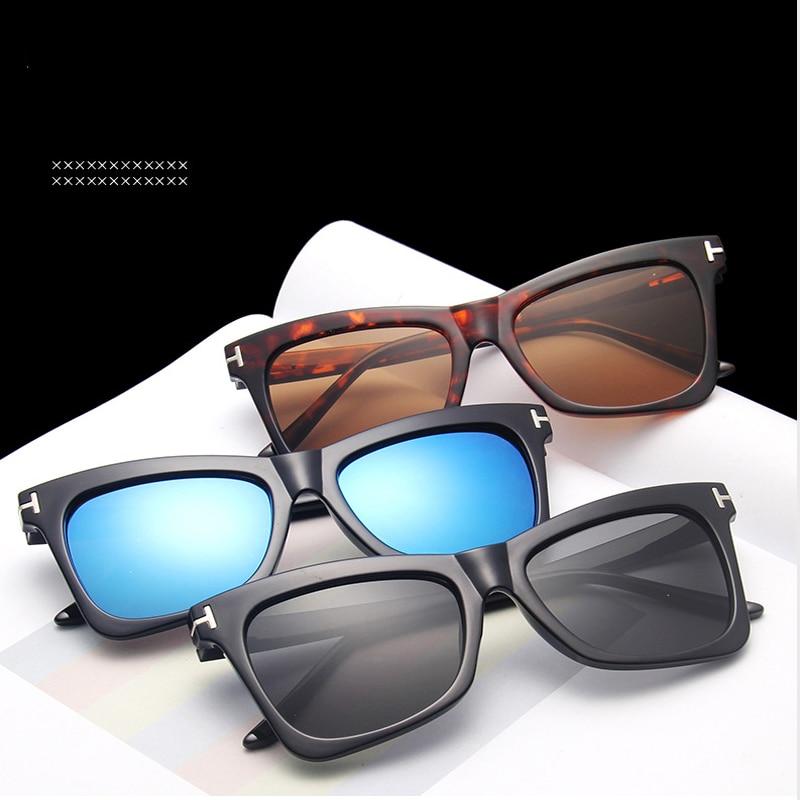 New Fashion Oversized Sunglasses Women Men Square Sun Glasses Men Driving Vintage Shield Steampunk G