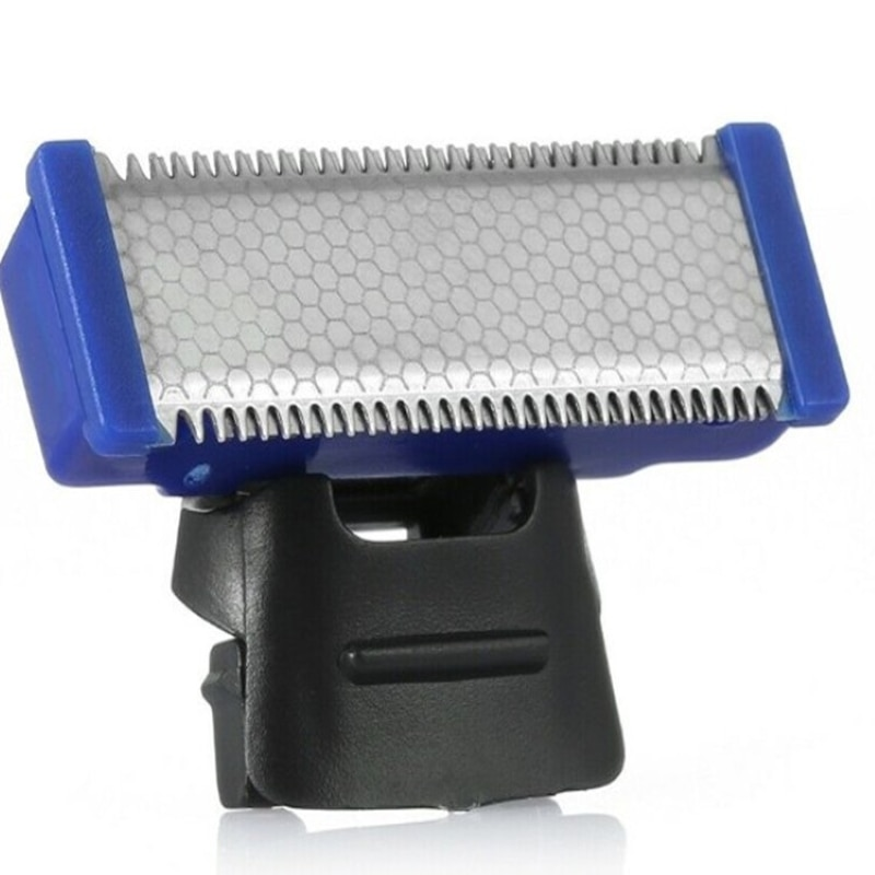 1 Pcs Replacement Head For Solo Trimmer Micro-touches Replacement Cutter Head Stainless Steel Shaving Head
