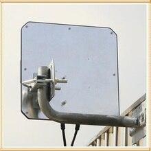 LTE двойная поляризационная панель Антенна 4G LTE антенна 3G 4G внешняя антенна наружная антенна с кабелем 10 м двойная N male conn