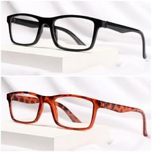 Unisexe ultraléger PC cadre lunettes de lecture Portable presbyte lunettes haute définition Vision soins + 1.0 ~ + 4.0