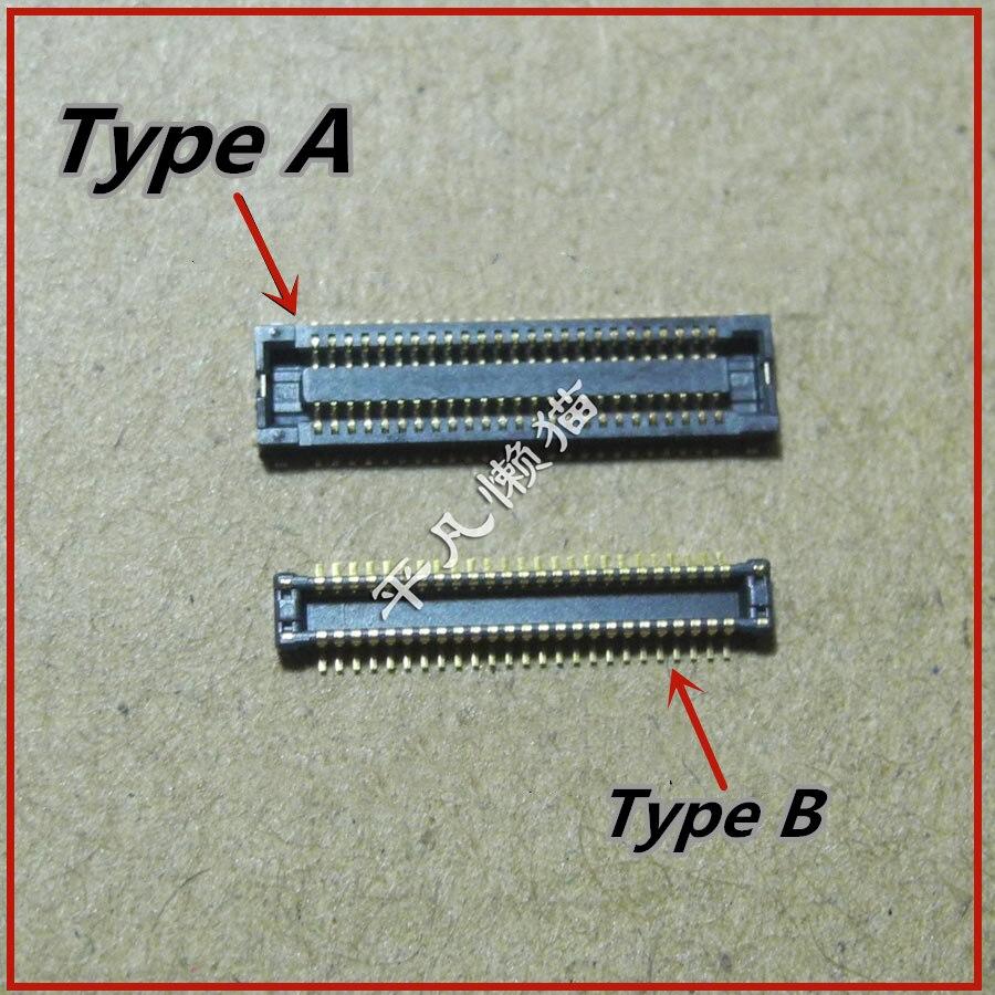 2 uds FPC B portátil tipo conector HDD para Asus K555L A555L...