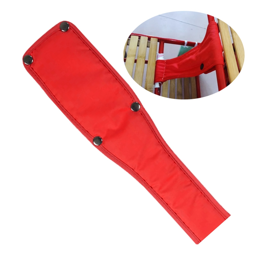 Protective Accessories Crotch Safety Oxford Cloth Carriage Belt Universal Pram Baby Stroller Armrest Cover Buggy Anti Slip