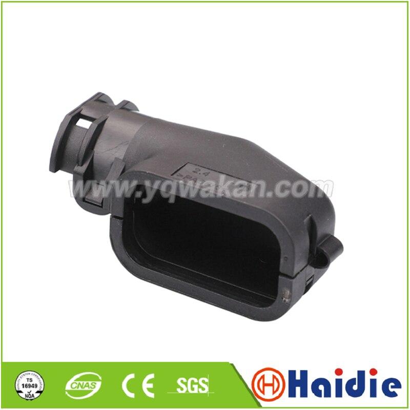 2sets auto connector wire harness accessory cable clip plug 1563110-1